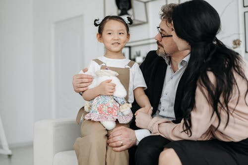 Kostnadsfri bild av adoption, barn, bekantskap