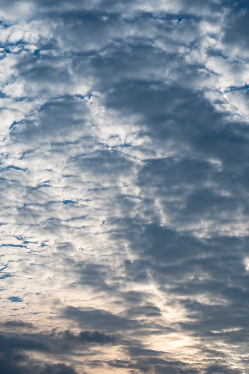 Free stock photo of cloud formation