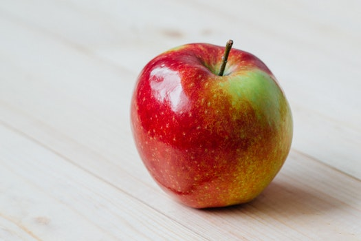 Free stock photo of healthy, apple, fruit