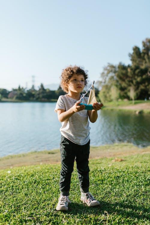 アメリカンボーイ, おもちゃ, キッドの無料の写真素材