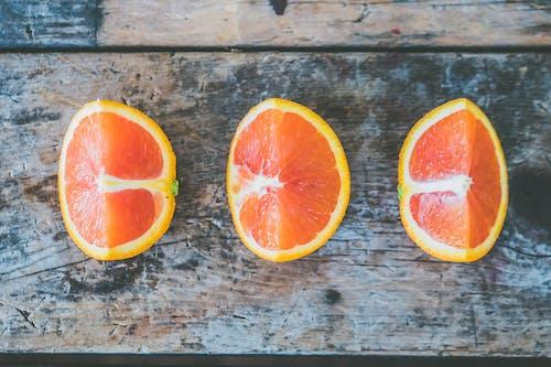 Gratis lagerfoto af appelsin, baggrund, close-up, delikat