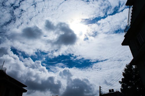 Fotobanka sbezplatnými fotkami na tému #clouds, #cotton, #nature, #sky