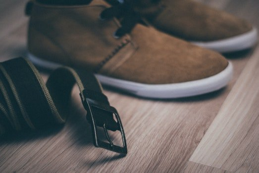 Free stock photo of fashion, shoes, clothes, belt