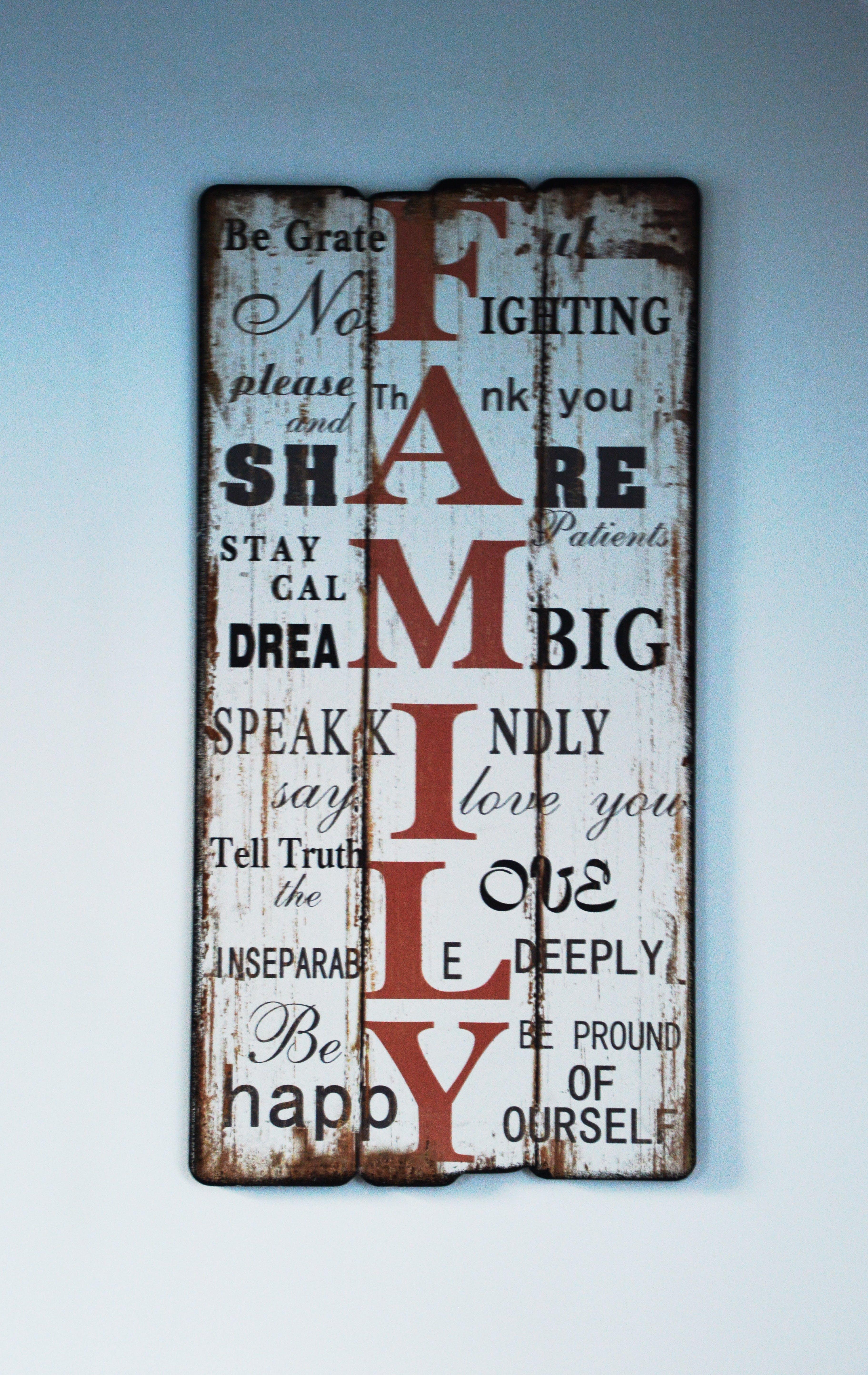 Free stock photo of family, feeling, red, sentence