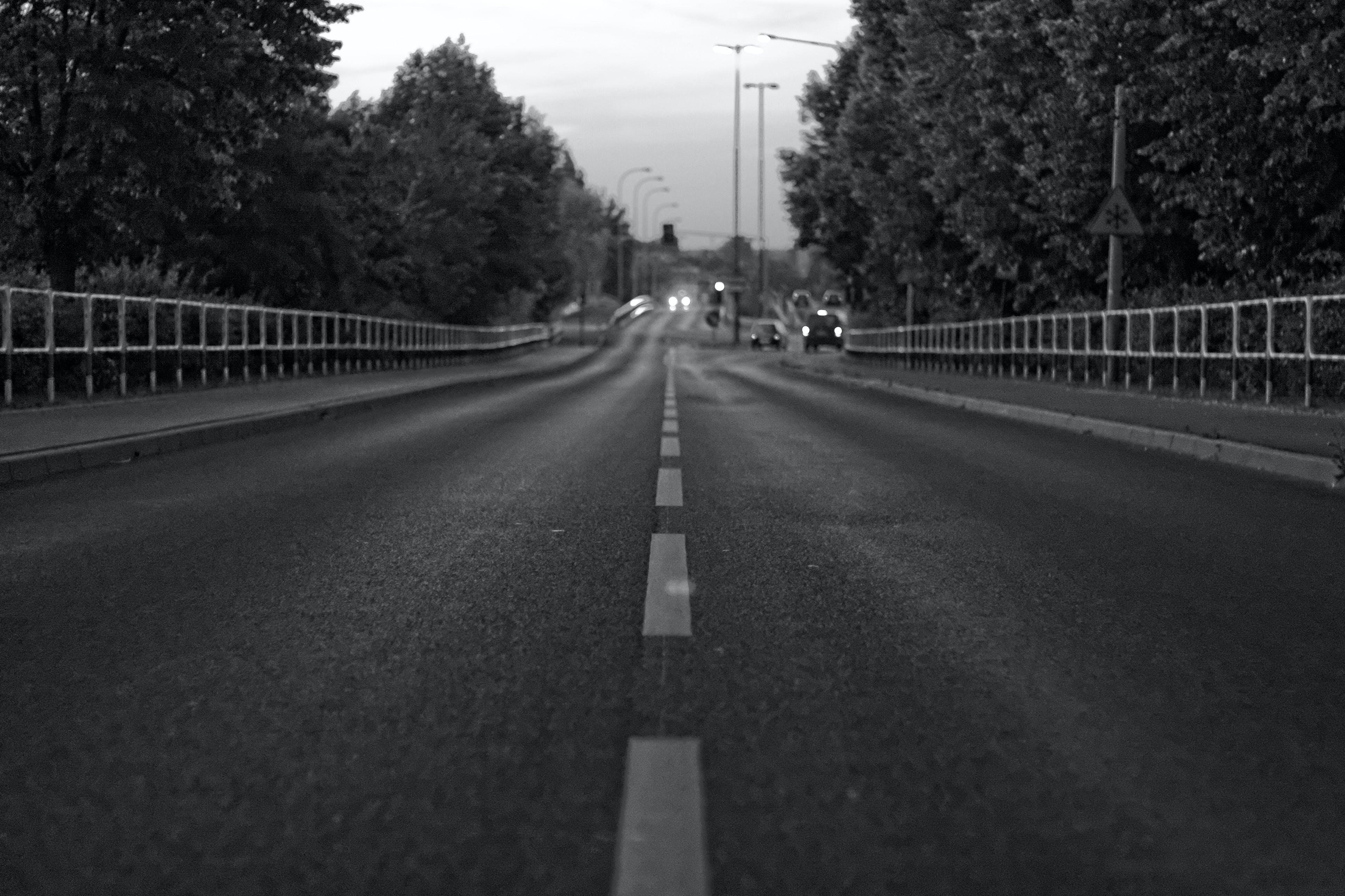 Free stock photo of city, road, street