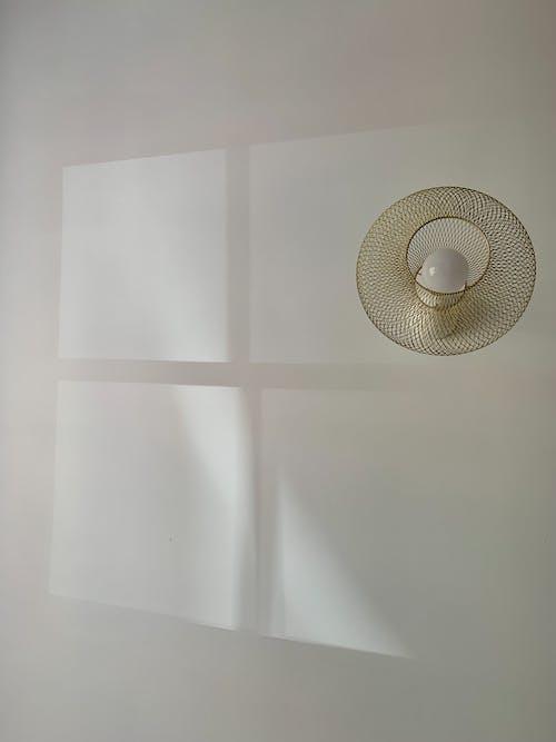 Free stock photo of lamp, rooftop, window