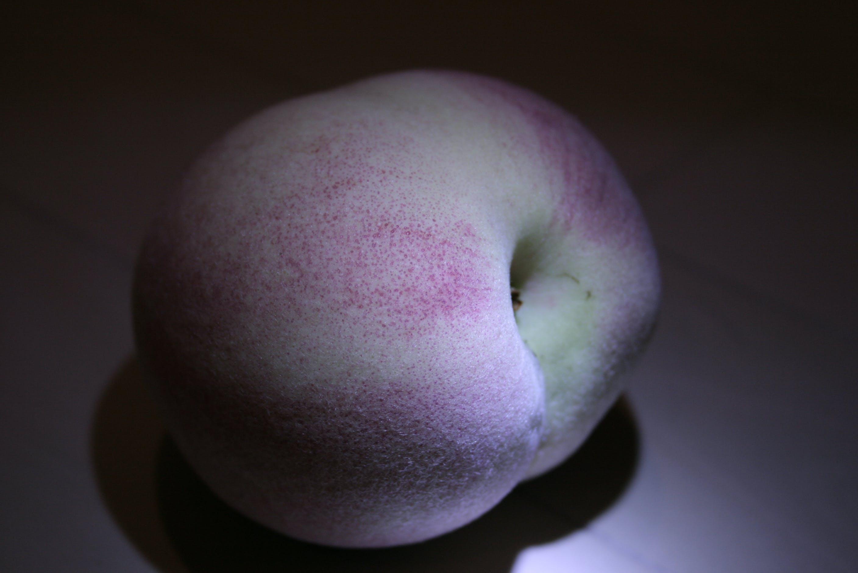 Kostenloses Stock Foto zu essen, ausleuchtung, frucht, pfirsiche