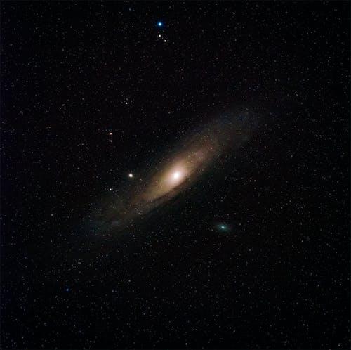 Darmowe zdjęcie z galerii z astrofotografia, astronomia, galaktyka, gwiazdy