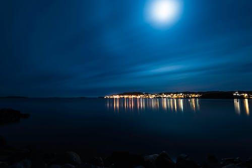 Ingyenes stockfotó ég, éjjel táj, éjszaka, este témában