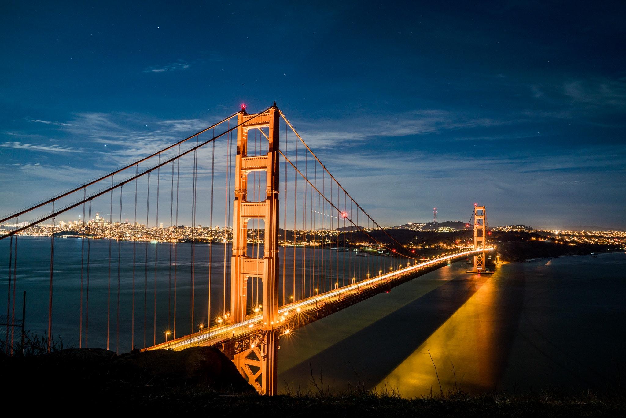 Golden Gate Bridge · Free Stock Photo