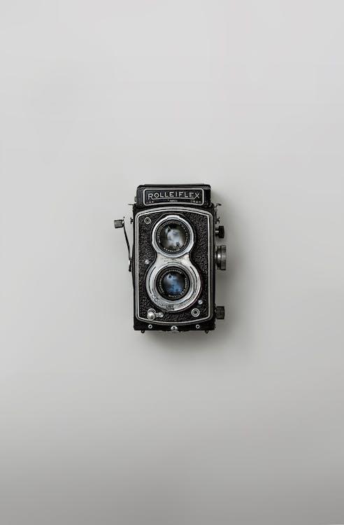Rolleiflex, กล้อง, การถ่ายภาพ