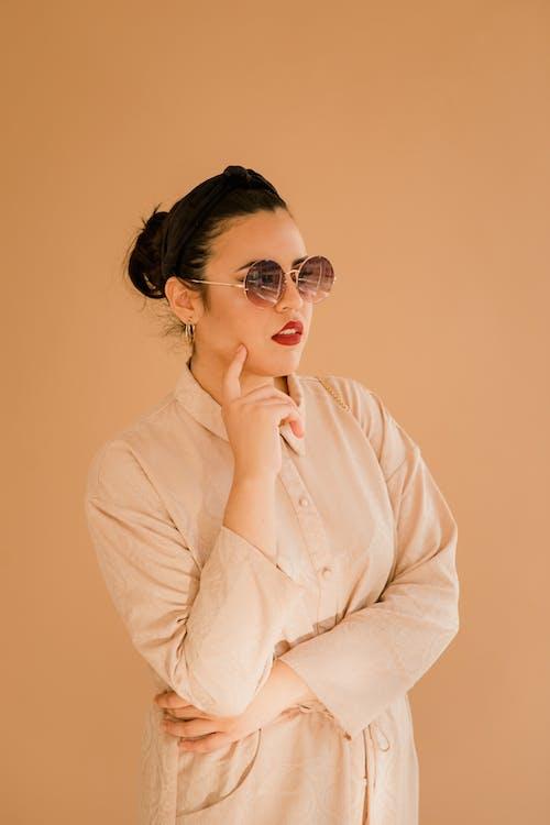 人, 墨鏡, 太陽眼鏡 的 免費圖庫相片