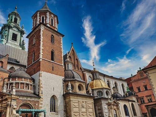 Foto profissional grátis de castelo, castelo velho, edifício velho