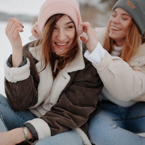Free stock photo of adolescent, child, cold