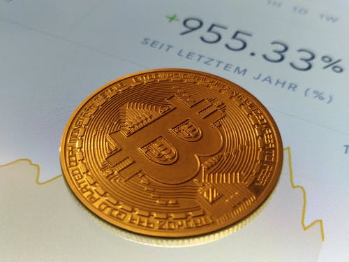 Free stock photo of bitcoin, blockchain, btc, chart