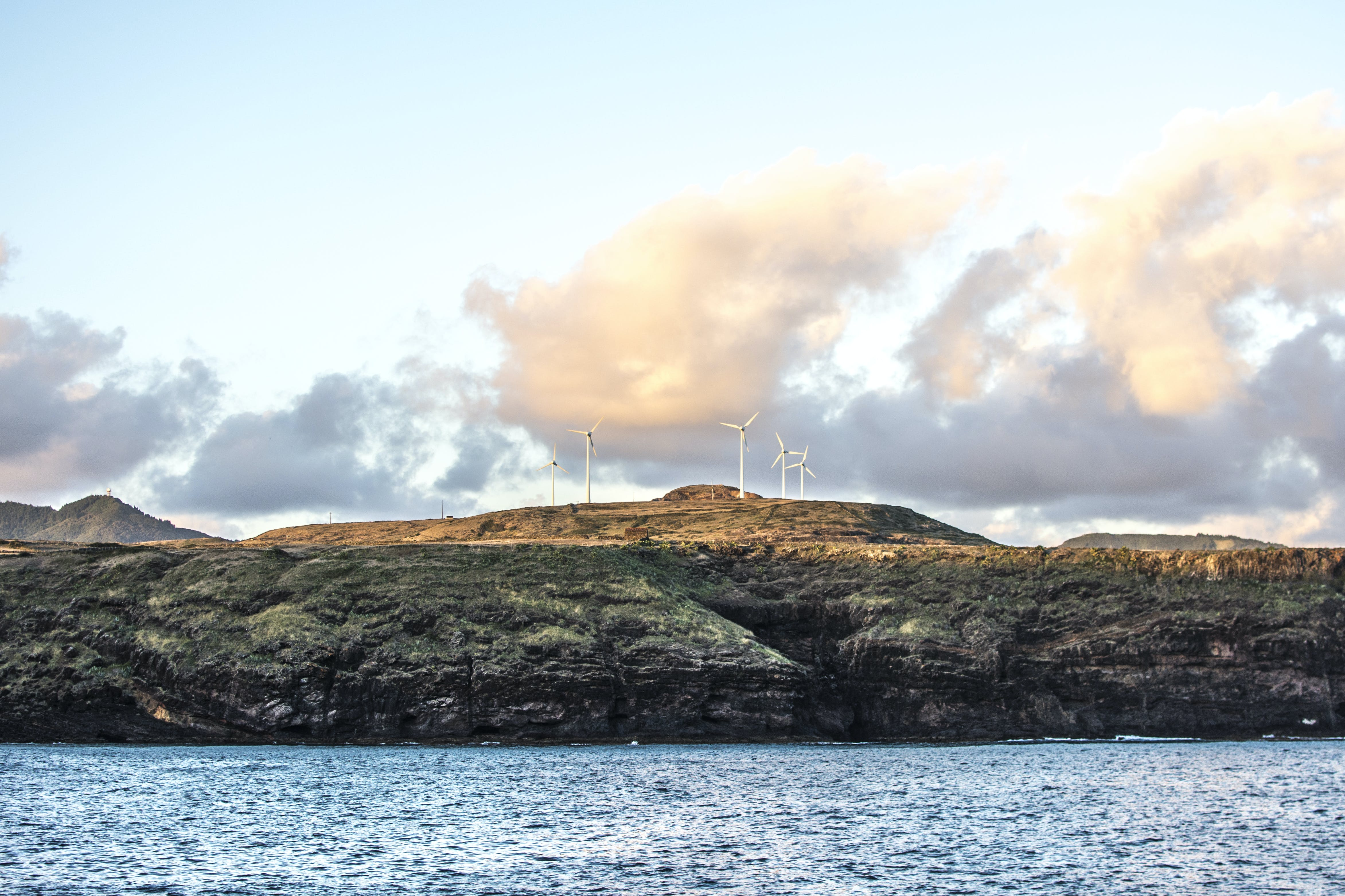 White Windmill Photography