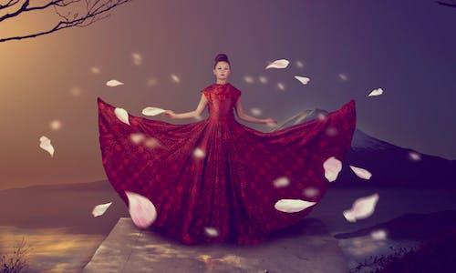 Foto profissional grátis de Adobe Photoshop, delírio, justifyyourlove, modelo feminino