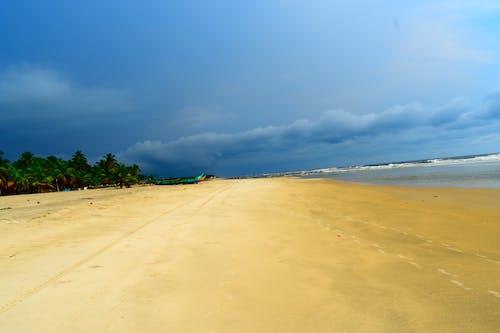 Imagine de stoc gratuită din Africa, apă, ciel, cocotier