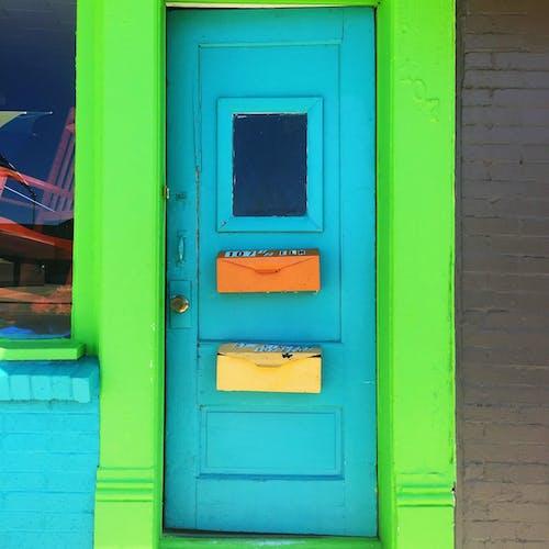 Darmowe zdjęcie z galerii z architektura, brama, dom