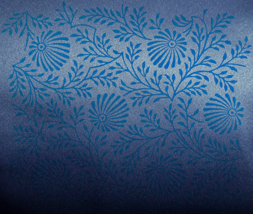 Free stock photo of background, blue, prints
