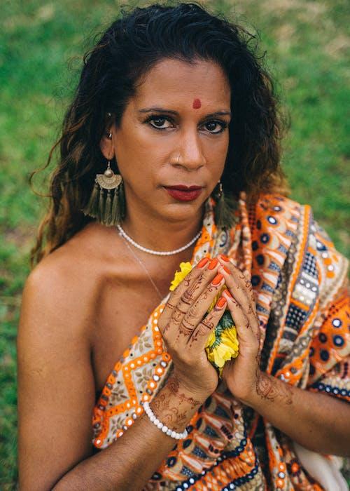 Free stock photo of adult, bracelet, diwali