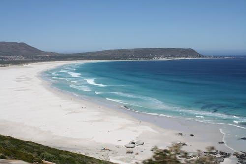 ビーチ, 休日, 白いビーチ, 船での無料の写真素材