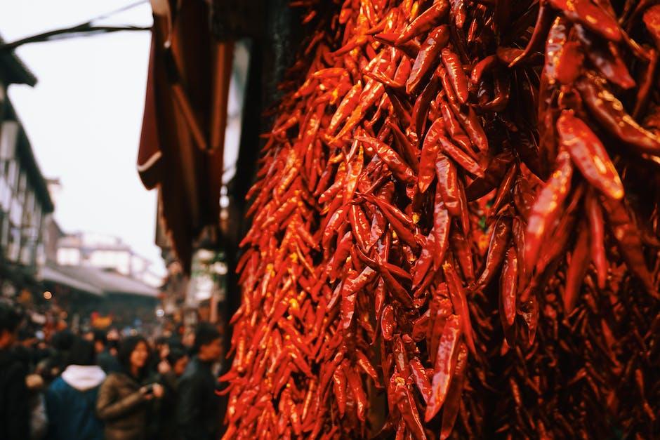 Red Chili Lot Photo