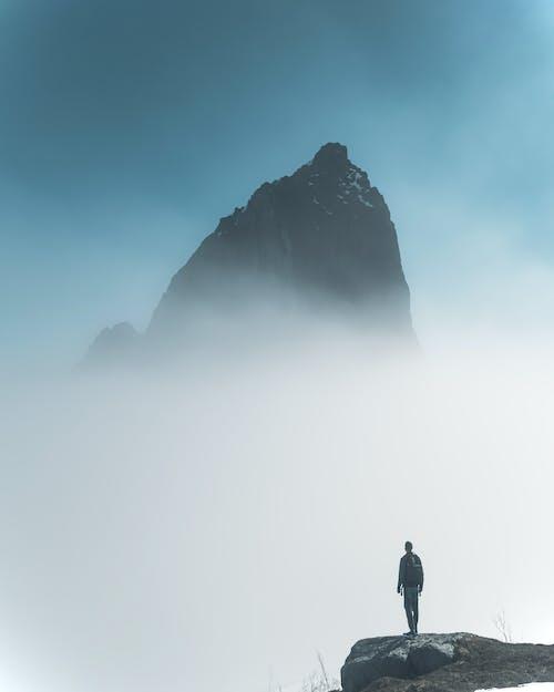 Безкоштовне стокове фото на тему «альпінізм, альпініст, виклик»
