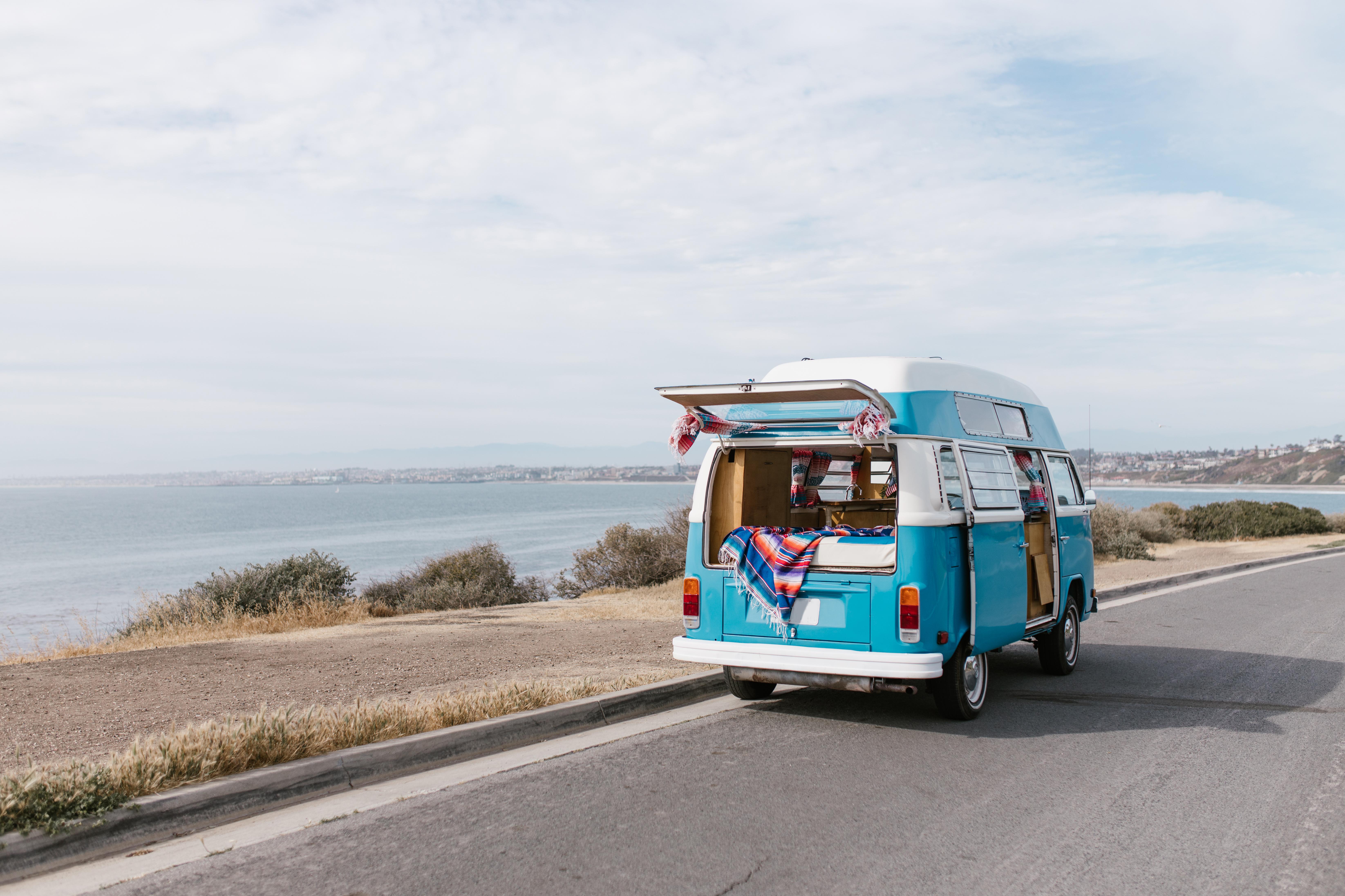 campervan tour in Australia