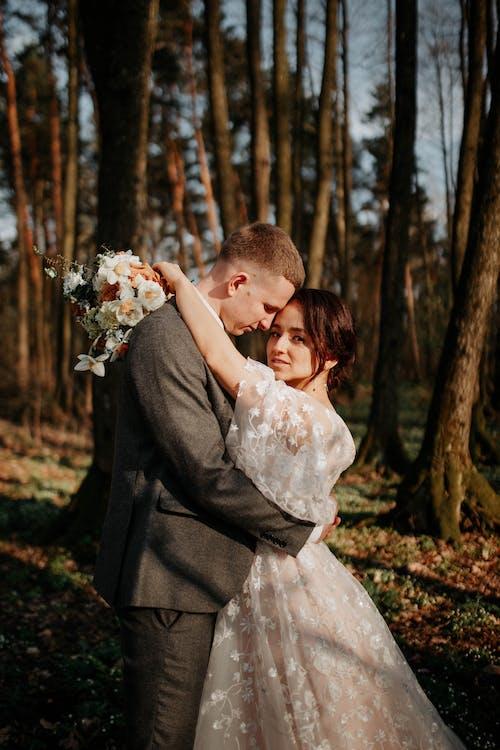 Immagine gratuita di abito, amore, autunno