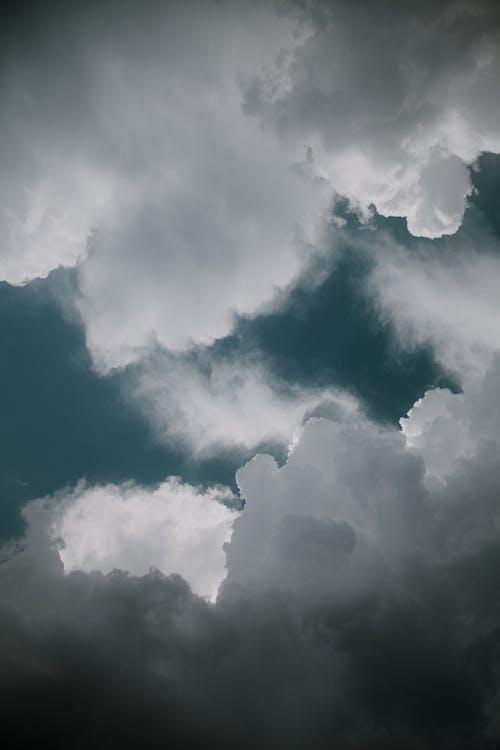 Ingyenes stockfotó felhőképződés, felhőképződmény, felhős témában