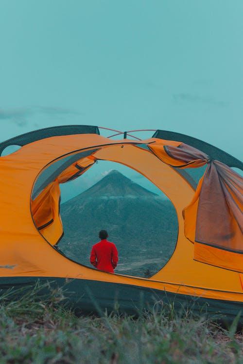 Free stock photo of adventure, beach, camping