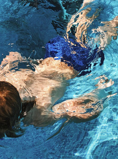 Free stock photo of art, diving, dug-out pool