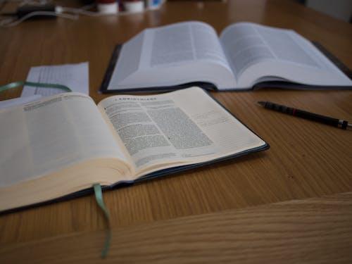 Gratis stockfoto met Bijbel, bijbel studie, leren, Onderzoek