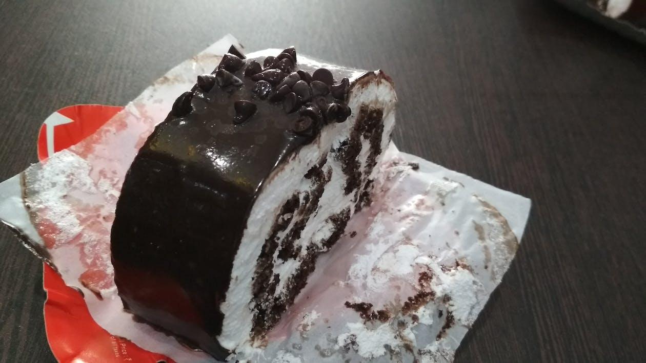 おいしそうな ケーキ チョコケーキの無料の写真素材