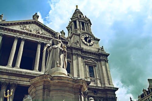 Δωρεάν στοκ φωτογραφιών με αγάλματα, Αγγλία, αρχιτεκτονική