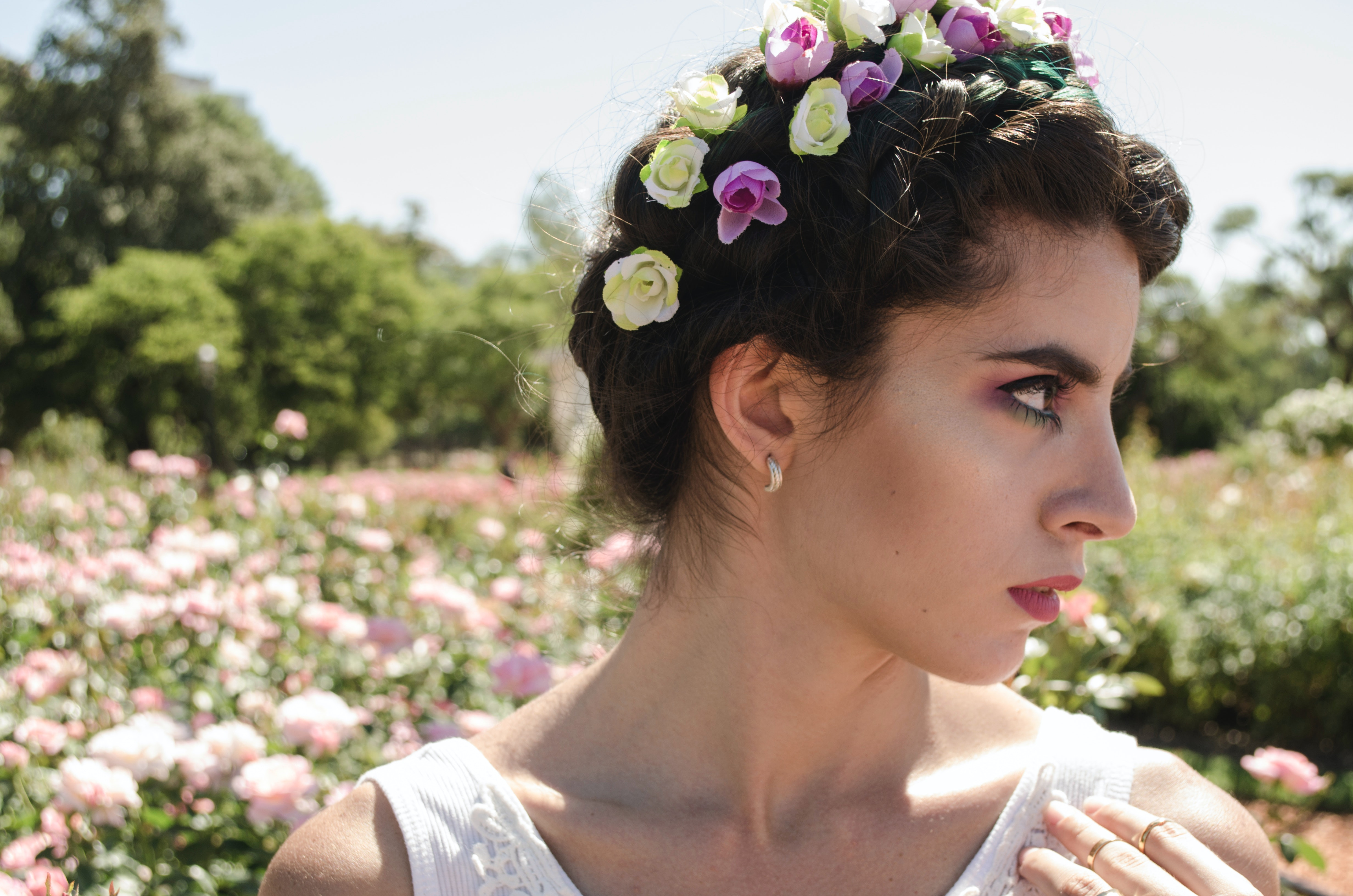1000 beautiful flower crown photos pexels free stock photos related searches flowers izmirmasajfo