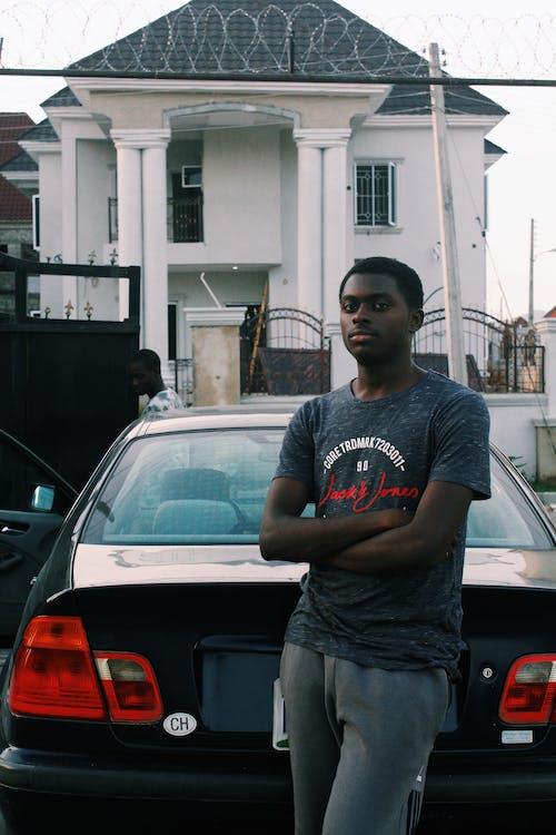 Základová fotografie zdarma na téma afroameričan, auto, automobil