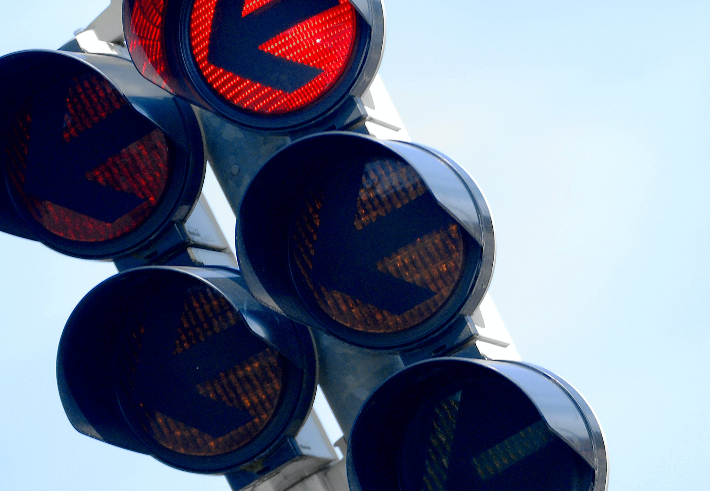 Free stock photo of lights, theme signs, traffic