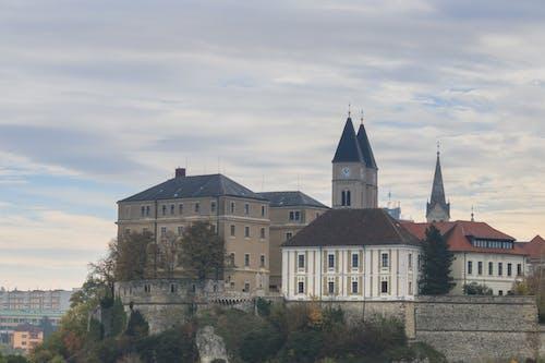 Free stock photo of castle, hungary, veszprem