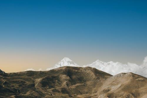 Gratis stockfoto met avontuur, berg, blauwe lucht