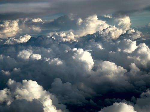 Free stock photo of clouds, cumulonimbus, nature, storm