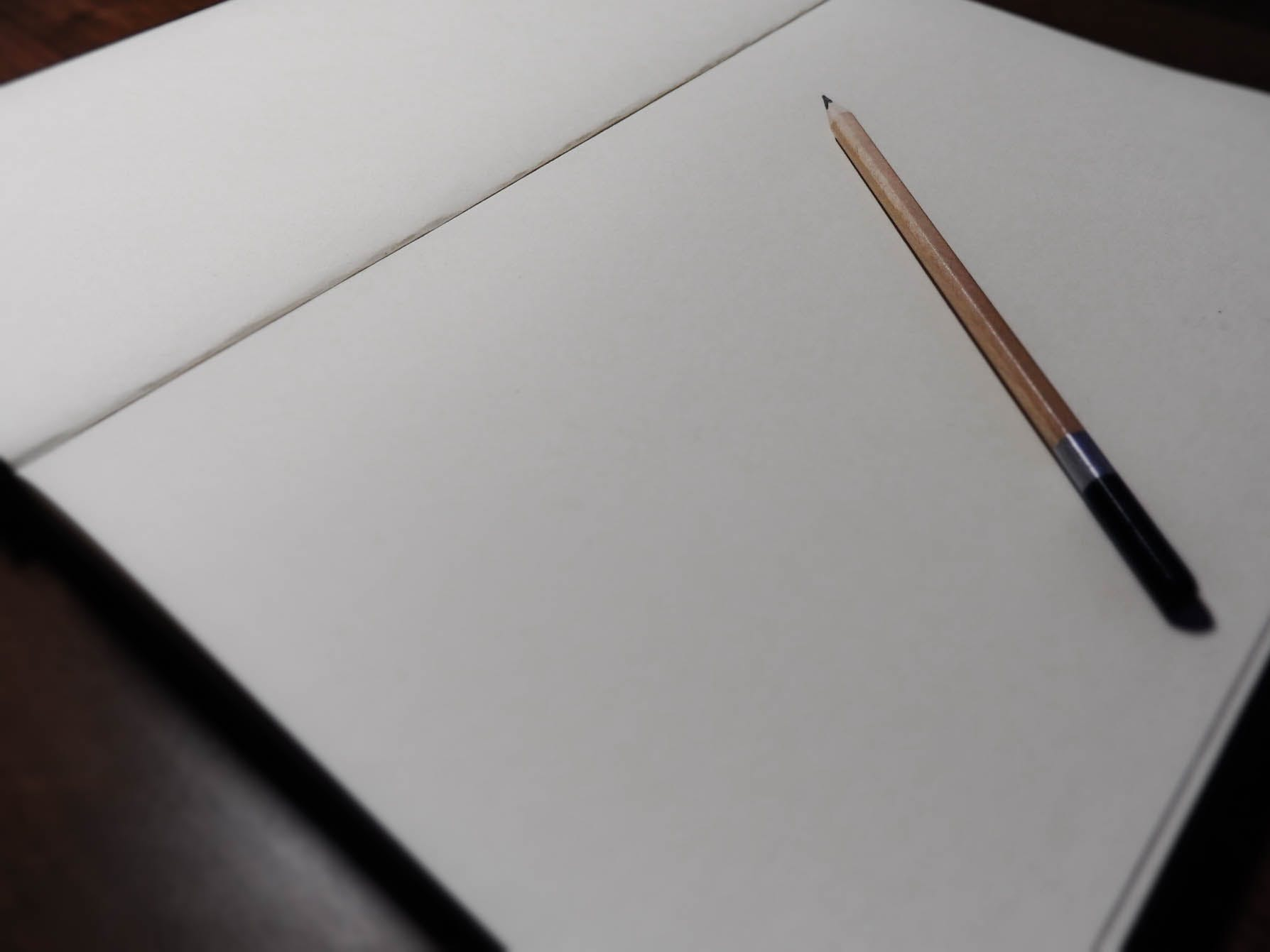 Free stock photo of pencil, paper