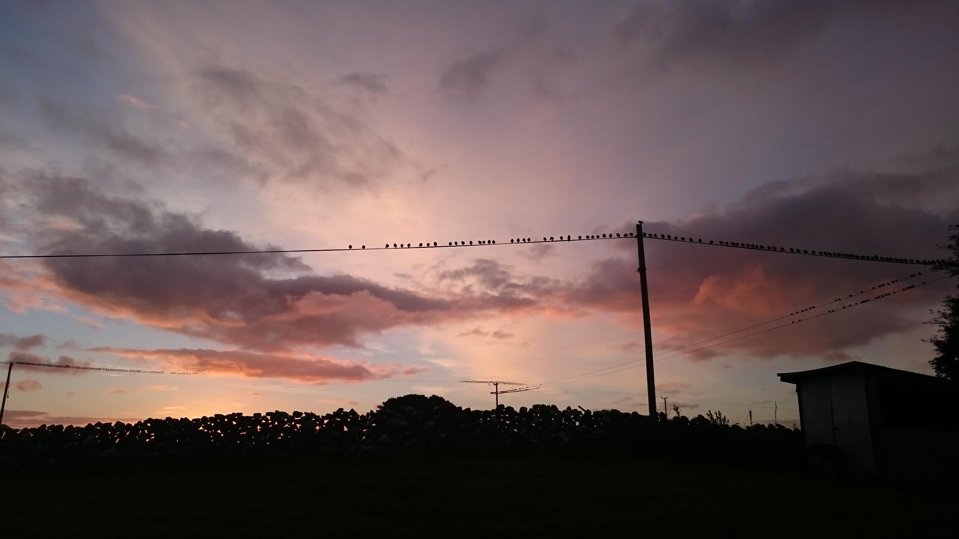 Free stock photo of justifyyourlove, mayo ireland, morning sky