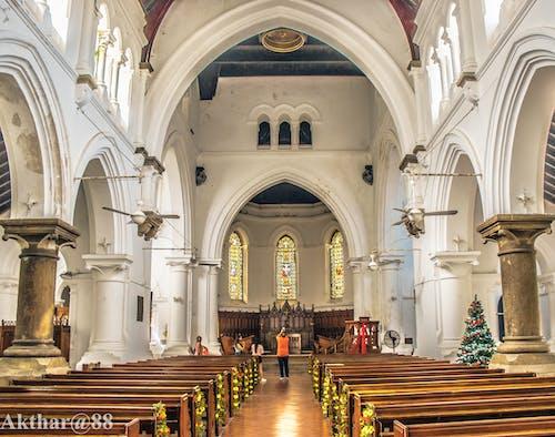 Foto stok gratis gereja belanda