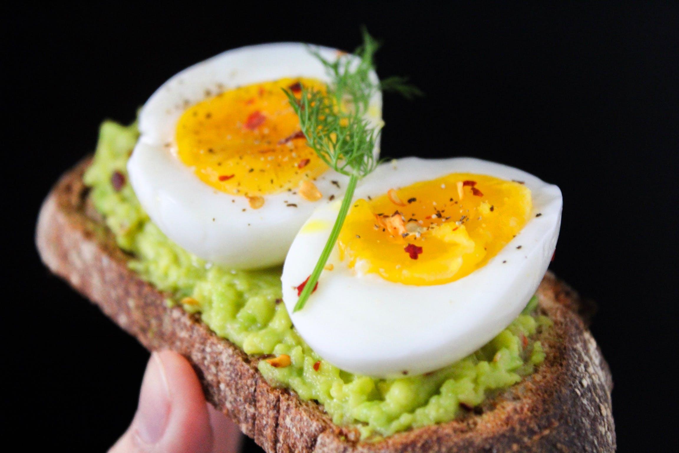 Lo que le pasa a tu cuerpo si desayunas huevo todos los días