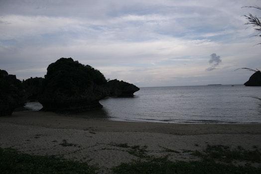 Free stock photo of nature, sunset, beach