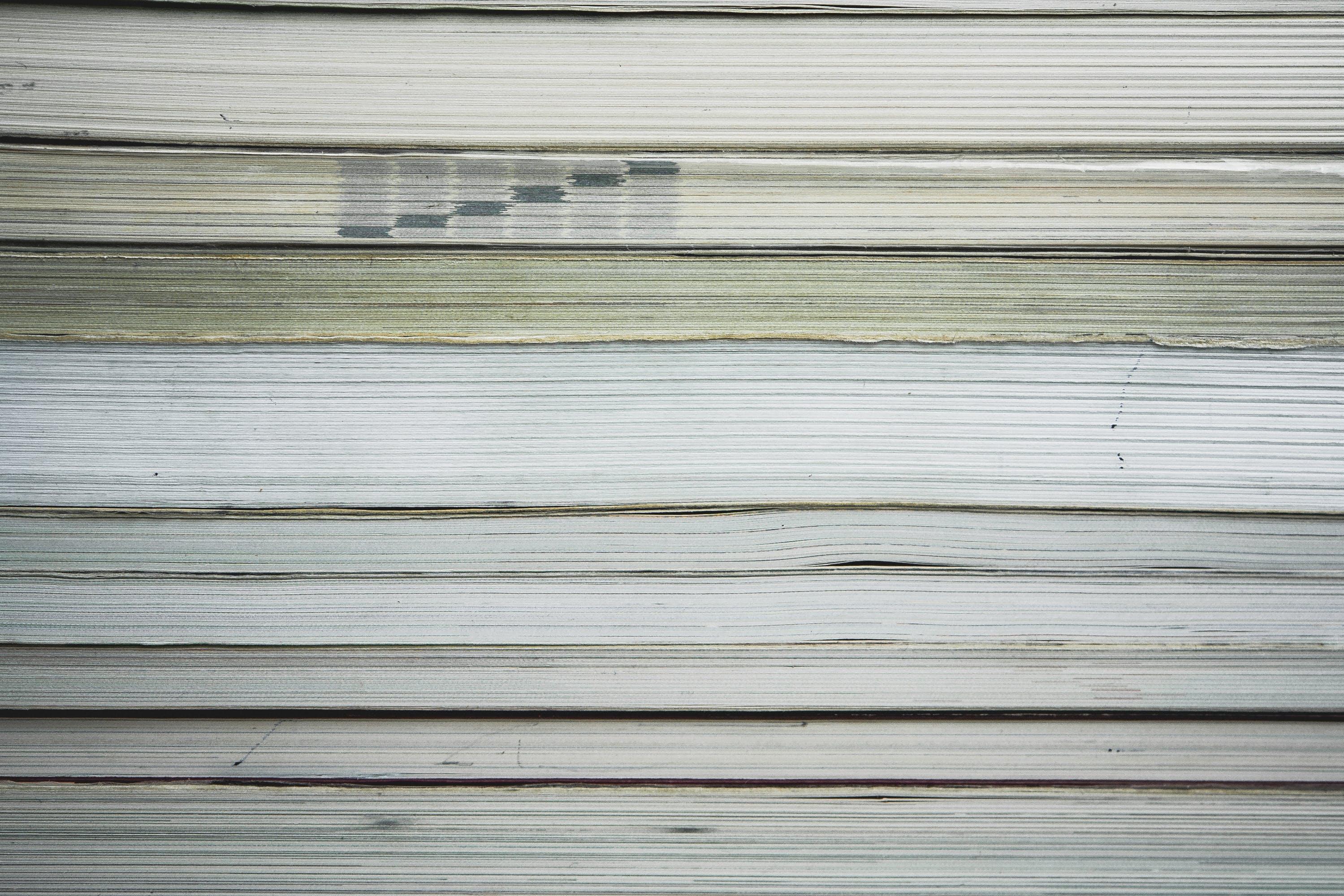 Free stock photo of books, theme layers