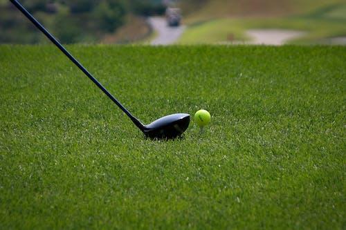 Darmowe zdjęcie z galerii z golf, piłka golfowa