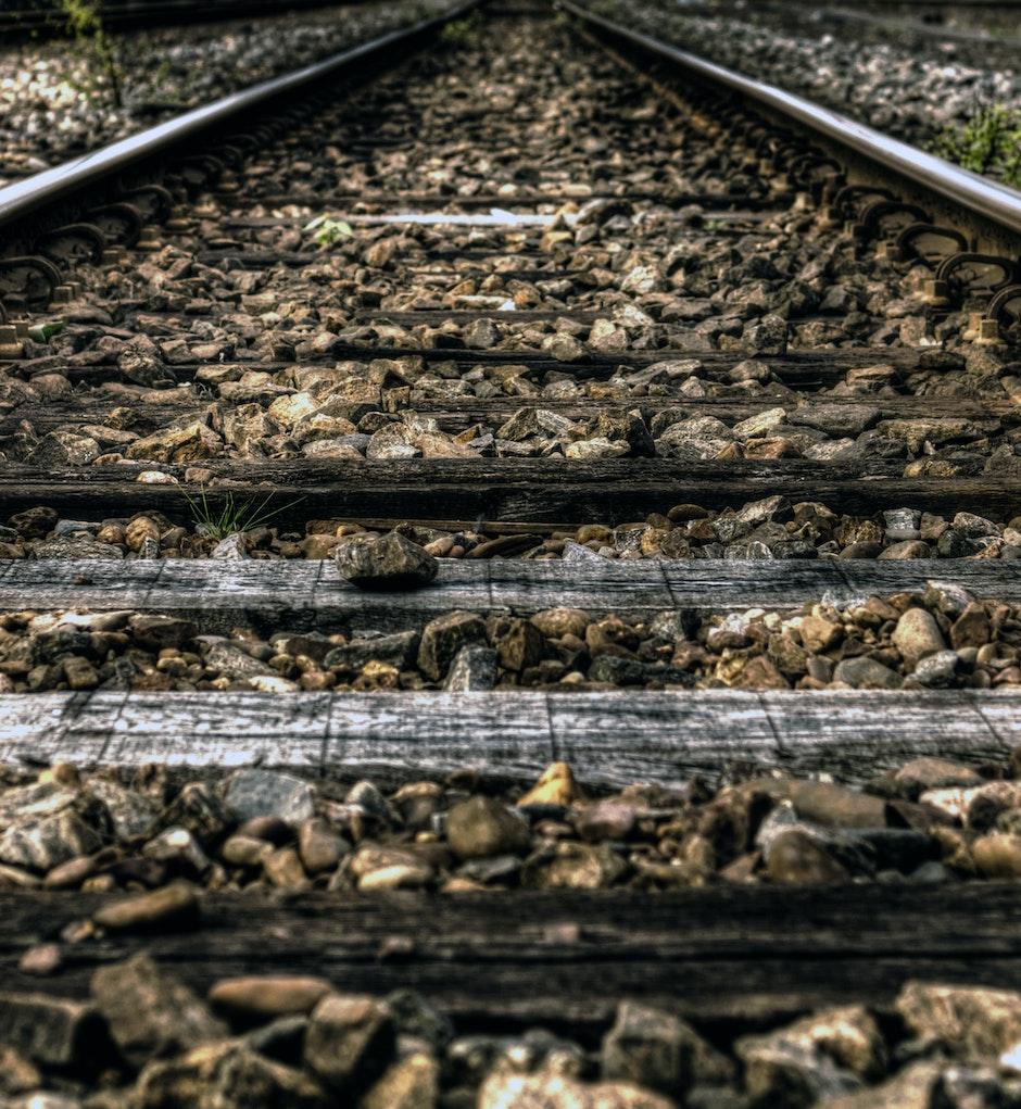 path, public transportation, railroad